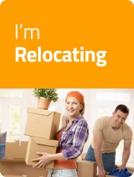 I'm Relocating