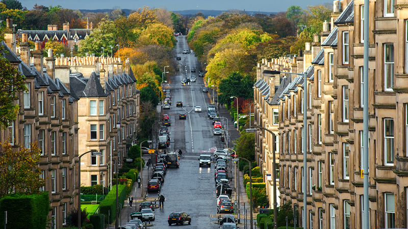 Edinburgh named UK's best big city to live in!
